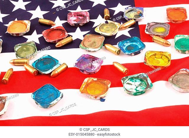 colour pans