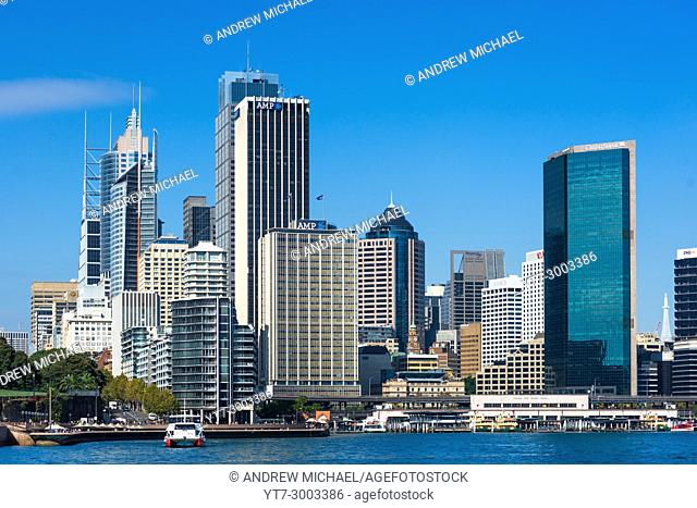 Sydney CBD, New South Wales, Australia