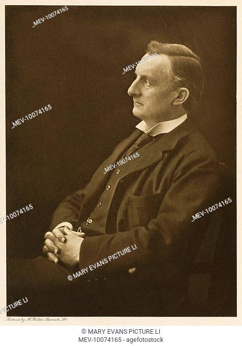 SIR EDWARD GREY VISCOUNT OF FALLODON Statesman, circa 1911