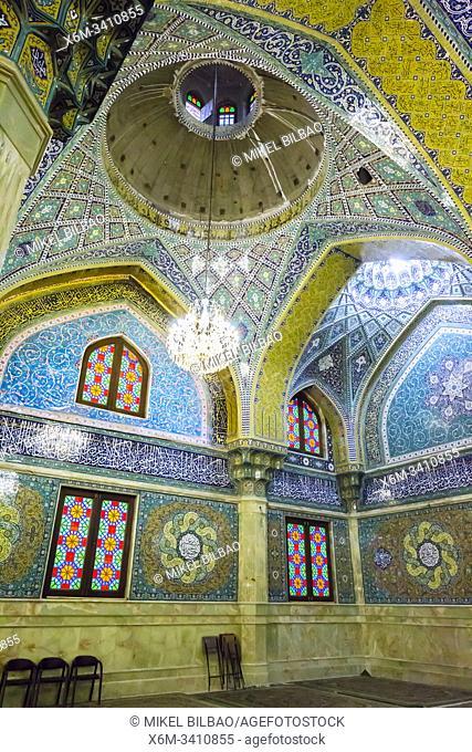 Imam Hasan al-Askari mosque. Qom. Iran, Asia
