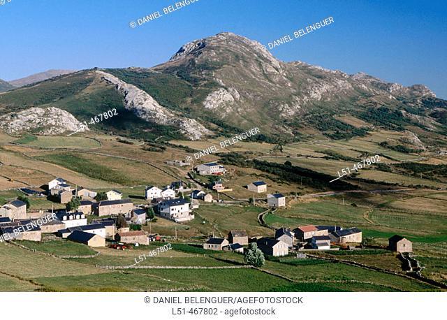 Santa Maria del Puerto. Somiedo Natural Park. Asturias. Spain