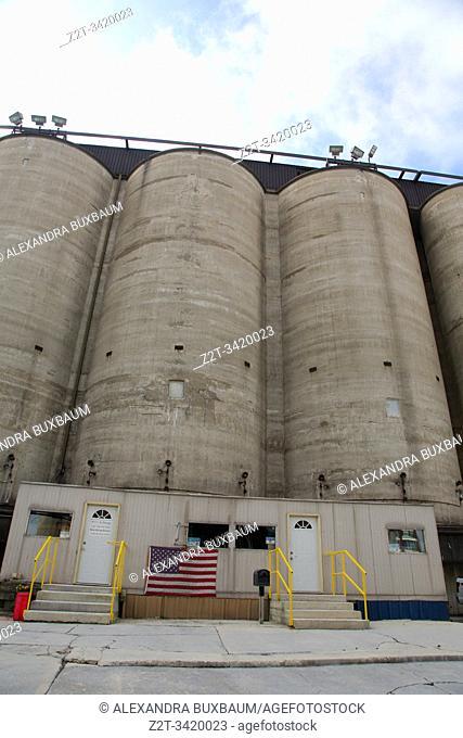 VCNA Prairie Material Concrete Plant, Ukrainian Village, Chicago