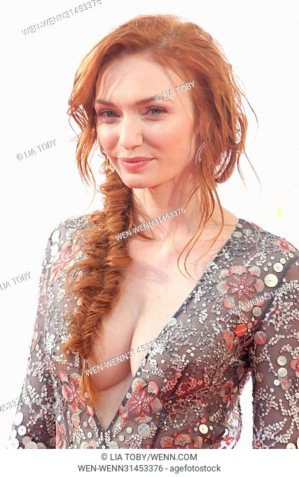 The Television BAFTA Awards 2017 - Arrivals Featuring: Eleanor Tomlinson Where: London, United Kingdom When: 14 May 2017 Credit: Lia Toby/WENN.com