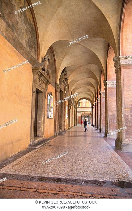 Santi Bartolomeo and Gaetano Church, Bologna, Italy