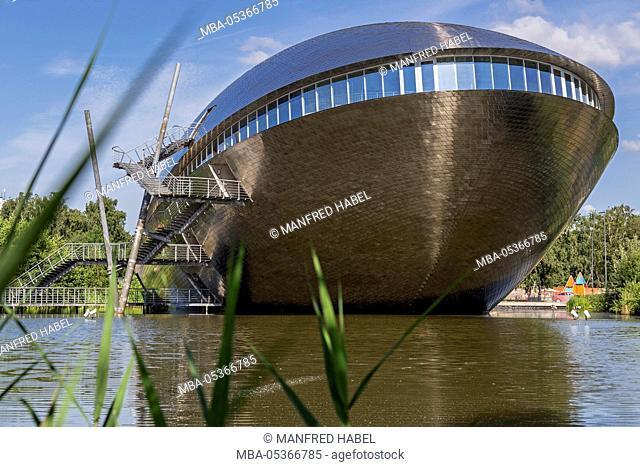 Join-in museum, Science centre, Universum Bremen