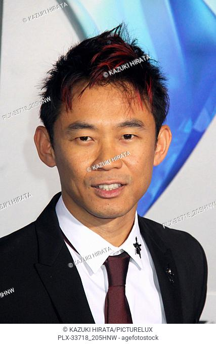 """James Wan 12/12/2018 """"""""Aquaman"""""""" Premiere held at the TCL Chinese Theatre in Hollywood, CA Photo by Kazuki Hirata / HNW / PictureLux"""
